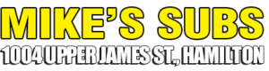 Mike's Subs on Upper James, Hamilton ON