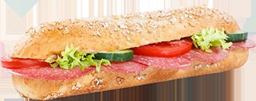 pizza sub